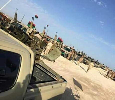 LOS GRUPOS ARMADOS DE LA OTAN INTENSIFICAN SUS ATAQUES EN LIBIA