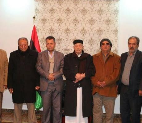 CONFERENCIA DEL CONSEJO DE LAS TRIBUS LIBIAS