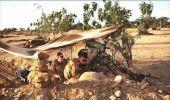 TROPAS ESTADOUNIDENSES LUCHANDO EN SUELO LIBIO
